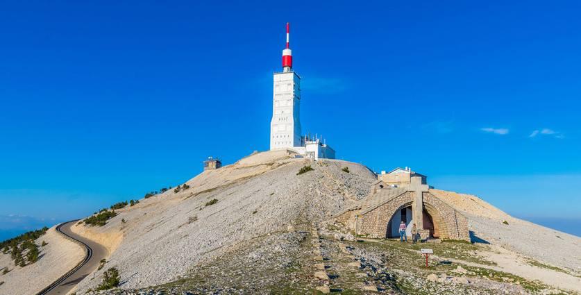 2008 - Mont Ventoux