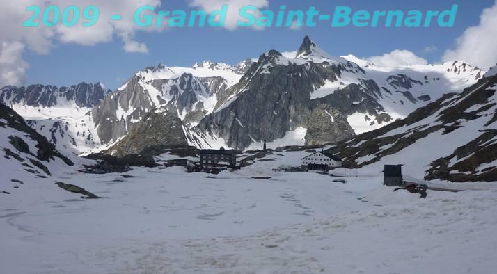 2009 - Grand Saint-Bernard