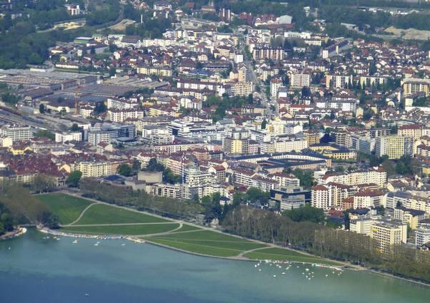 2013 - Lac d'Annecy